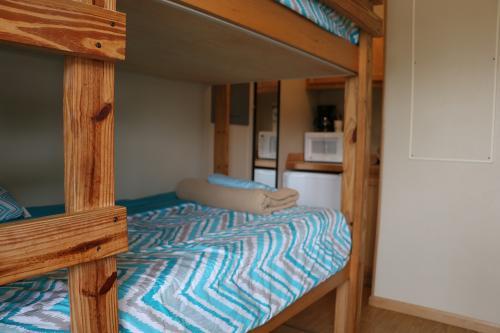 RV park cabins